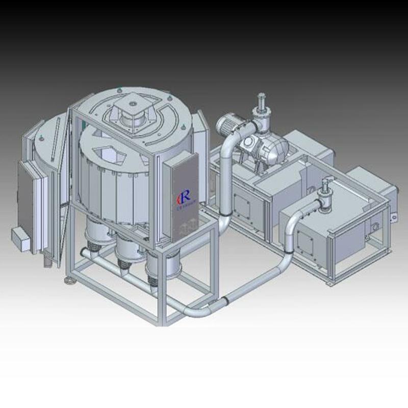CRT-OPT1600磁控溅射光学镀膜机